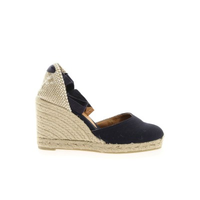 Castaner Shoes Carina espadrilles in blue high quality 020962301
